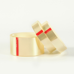 Ultra-thin single-sided tape with total thickness of 0.02mm