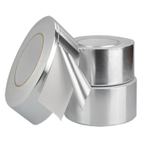 Double-conducting aluminum foil tape