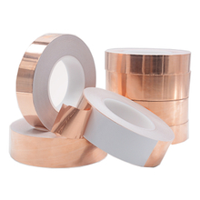 Double-lead copper foil tape